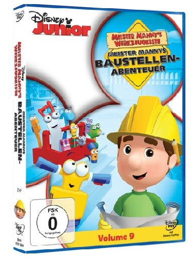 Vol. 9 - Meister Manny's Baustellen-Abenteuer