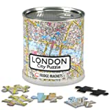 Extragoods City Puzzle Magnets - London