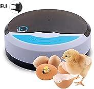 Chinejaper broedmachine, volautomatisch, ei-incubator, met efficiënte ledverlichting met vocht- en temperatuurregeling, voor