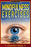 Mindfulness: Mindfulness Exercises - A Guide To Zen Meditation To Master The Present Moment in a Constant State of Peace and Happiness (Mindfulness Meditation Book 1)