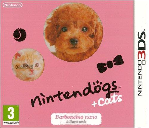 Nintendogs + Cats: Barboncino & Nuovi Amici [Importación italiana]
