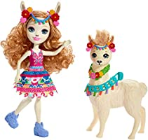 Enchantimals FRH42 Lluella Lama & Fleecy