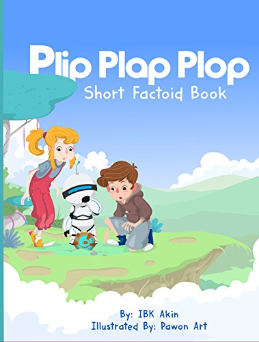 plip-plap-plop-teaser-book-short-factoid-book-english-edition