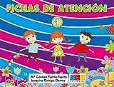 Fichas de atención 1 / Editorial GEU / Educación Infantil / Mejora la concentración del niño/a / Recomendado como apoyo y refuerzo / Actividades varias