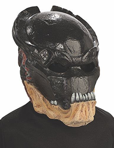 Rubie's Costume Co Predators 3/4 Vinyl Kostüm Maske für Kinder