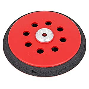 "DFS Sanding pad soft 6/"" Ø 150mm for Festool RO150-6 holes Hook and Loop"