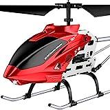 SYMA S37 RC Helikopter ferngesteuert groß Hubschrauber 3.5 Kanal 2.4 Ghz LED Gyro Spielzeug Flugzeug Geschenk für Kinder
