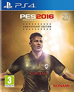 PES 2016 - Anniversary Edition (PS4)