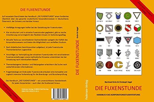 Die Fuxenstunde: Handbuch des Korporationsstudententums
