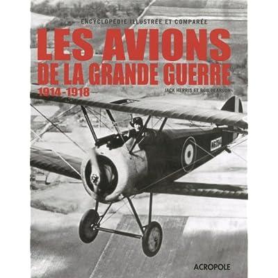 Avions de la Première Guerre mondiale