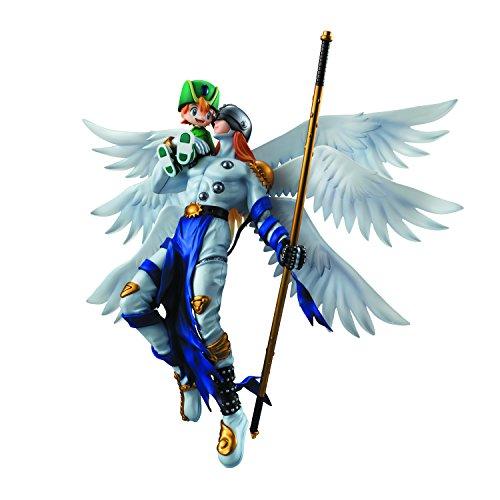 Megahouse Digimon adventure: angemon & Takeru GEM PVC Figure