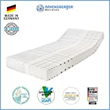 Ravensberger Komfort-SAN 50 Matratze 7-Zonen-HR-Kaltschaummatratze, H2, RG 50 (45-80 kg) Medicore-SL 100x190 cm