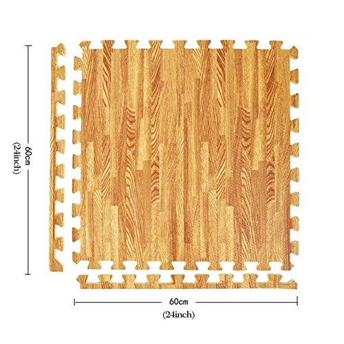 FB FunkyBuys® Wood Effect 32 SQ....