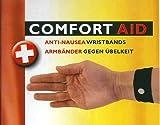 Comfort Aid Armbänder gegen Übelkeit (schwarz)