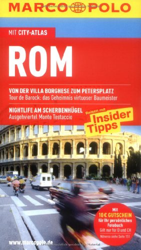 Preisvergleich Produktbild MARCO POLO Reiseführer Rom