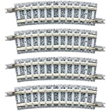 TOMIX N calibre 1863 C243-15-PC ferrocarril curva de PC F 4 PC fijaron