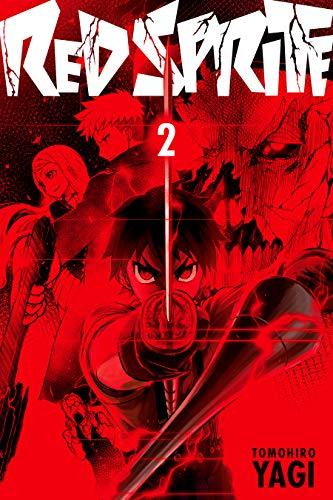 RED SPRITE, Vol. 2: Ash (English Edition)