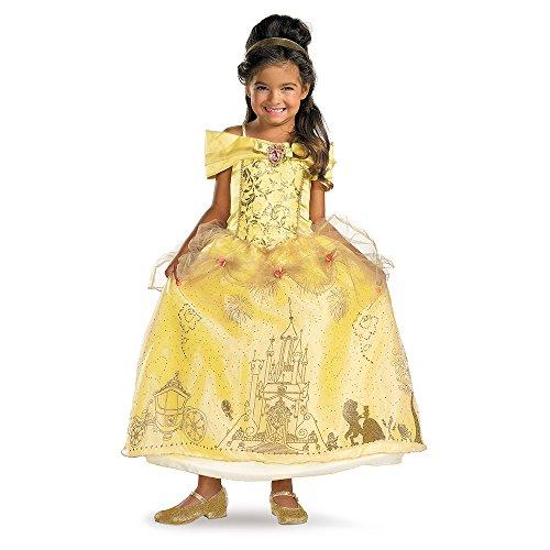 ybook Belle Prestige Kleinkind-Kind-Kost-m Gr--e: Klein (4-6X) (Storybook Belle Kostüm)