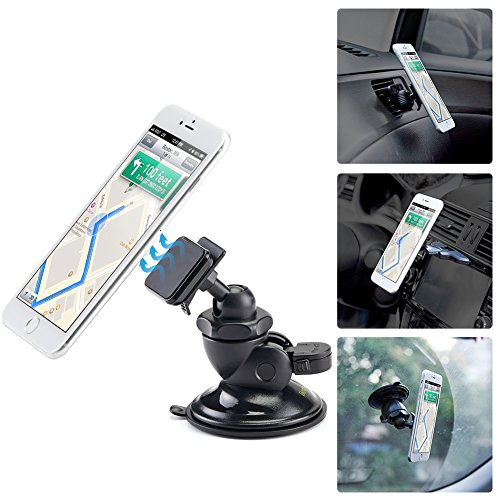 car-phone-mount-ikross-4-in-1-magnetic-windscreen-dashboard-air-vent-and-cd-slot-car-smartphone-hold