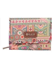 Monedero de Oilily S cartera de Ovation en Indigo, beige o de café