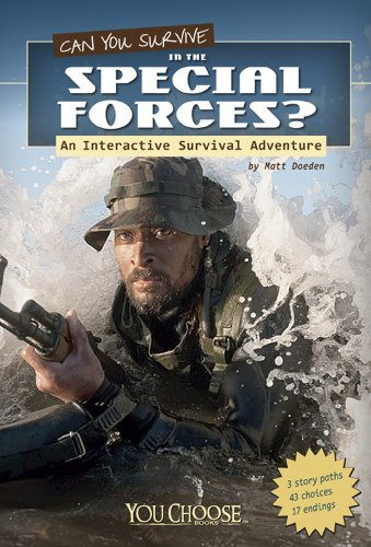 Ebooks Can You Survive in the Special Forces? (You Choose: Survival) Descargar Epub