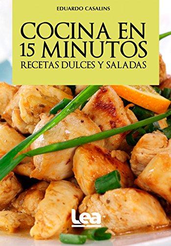 Cocina en 15 minutos por Eduardo Casalins