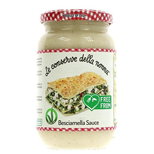 La Conserve Della Nonna | Bechamel Sauce for Lasagne | 2 x 340g
