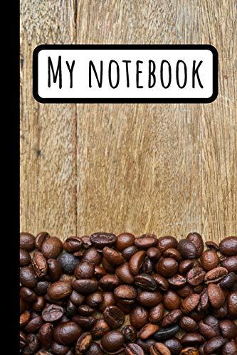 My Dark Coffee Notebook: Coffee Lovers Journal / Perfect Latte Presents Creamer Jug