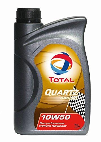 Total Quartz Racing 10W 50motorenã ¶ L/Sport à–L 1Ltr. pas cher