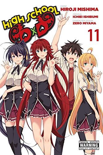 High School DxD Vol  11 (English Edition)