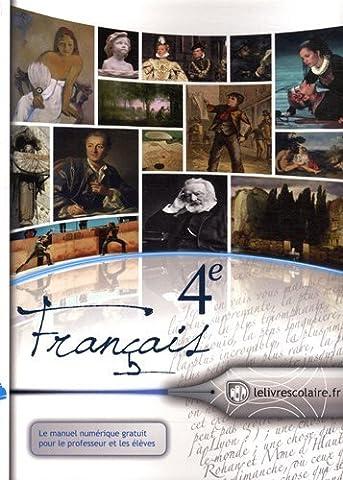 Français 4e : Manuel élève by Cécile Hussherr (2011-04-29)