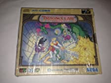 Dragon's Lair [SEGA Mega CD] [Import Japan]