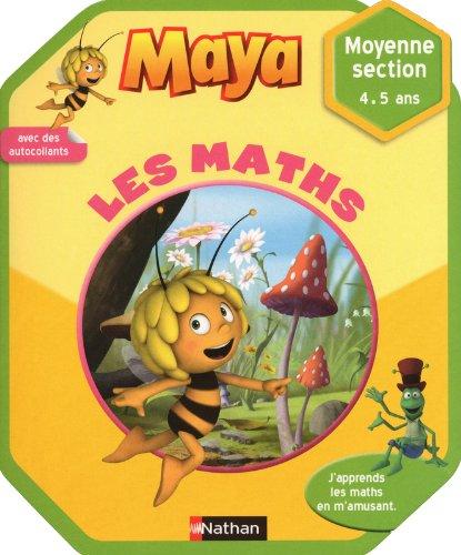 Maya l'abeille - Les maths - 4/5 ans