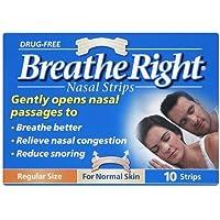 Breathe Right Nasenstreifen Normale Grosse 10 Stuck preisvergleich bei billige-tabletten.eu