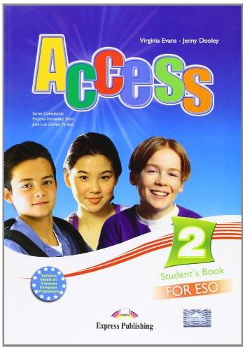 Access. 2º ESO - Student's Book 2