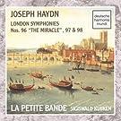 Haydn: Sym. 96, 97, 98