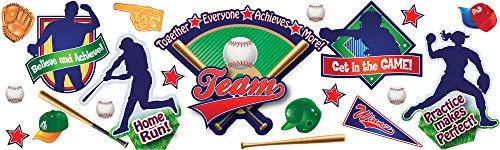 Eureka Baseball Bulletin Board Sets (847676)