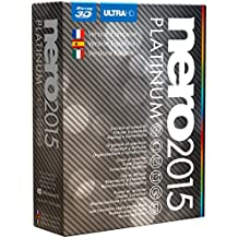 Nero 2015 Platinum - Software De Grabación