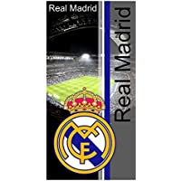 Toalla Real Madrid Estadio Santiago Bernabeu algodon