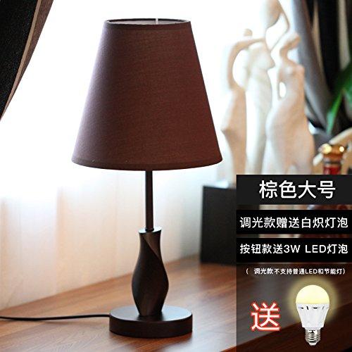 Massivholz Glas Lampen 15 * 12 * 12 cm, 40 W hinaus von Glühlampen