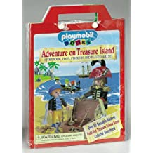 Adventure on Treasure Island (Playmobil Play Stickers)