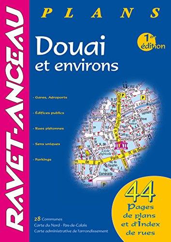 Guide-plans Douai et environs