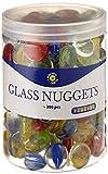 Playbox - Nuggets 17-19mm vetro (1 Kg) - (PBX2471162) , Modelli/Colori Assortiti, confezioni da 200