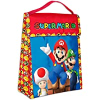 Preisvergleich für Zak Designs Super Mario Brothers Insulated Lunch Bag by Zak Designs