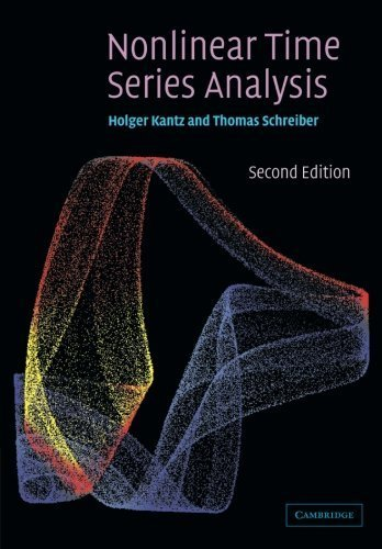 Nonlinear Time Series Analysis 2nd edition by Kantz, Holger, Schreiber, Thomas (2004) Paperback