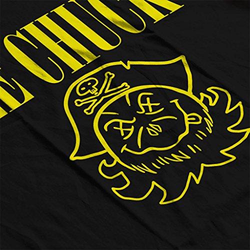 LeChuck Monkey Island Nirvana Mashup Women's Vest Black