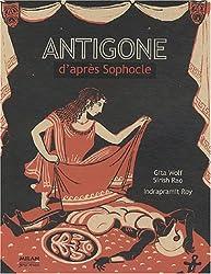 Antigone d'après Sophocle