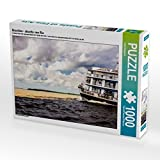 Brasilien - abseits von Rio 1000 Teile Puzzle quer: Meeting of Waters (CALVENDO Orte)