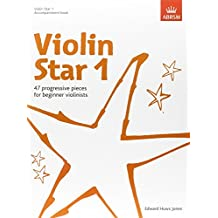 Violin Star 1, Accompaniment book