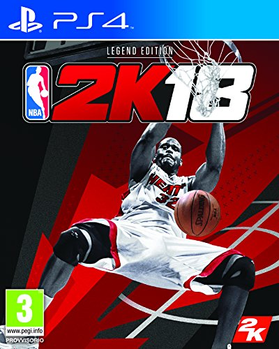 NBA 2K18 - Legend Special Limited - PlayStation 4